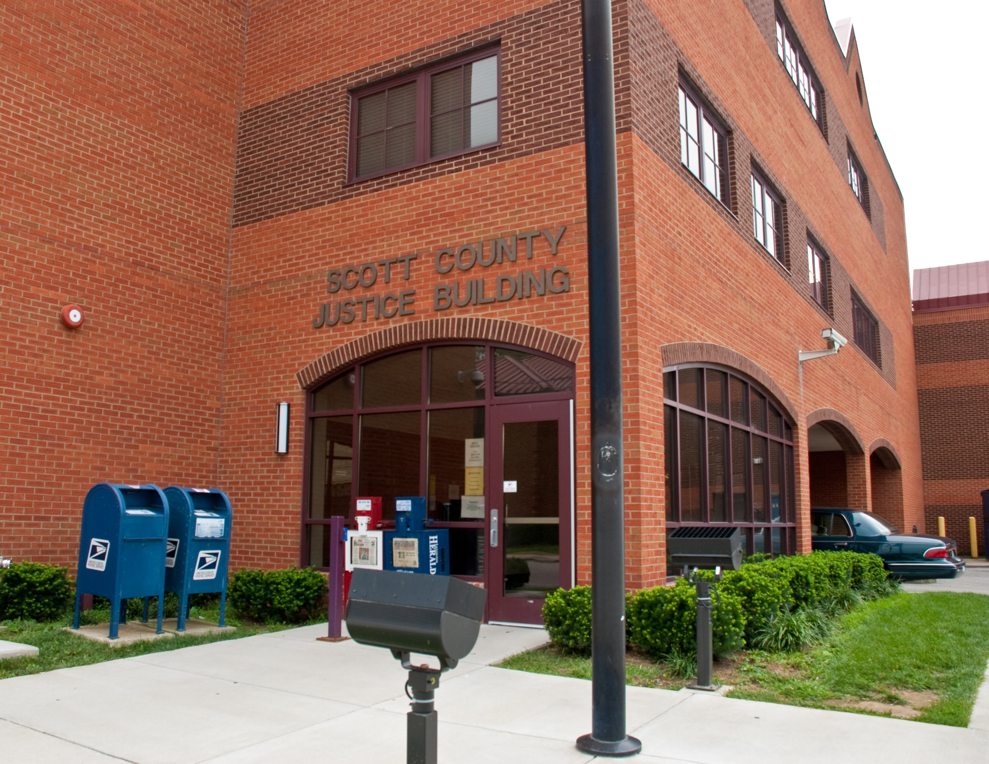 Scott County Justice Center