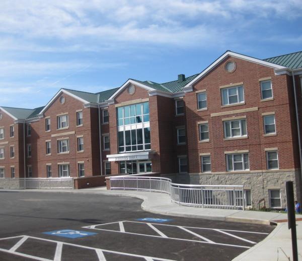 St. Catherine College Dormitory