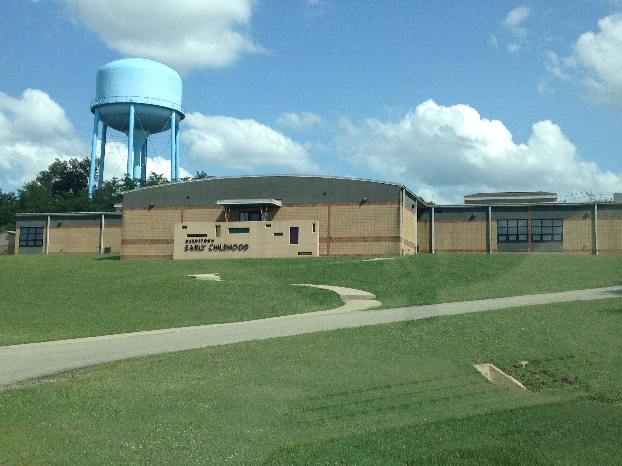 Nelson County High School Central Office BCD Inc